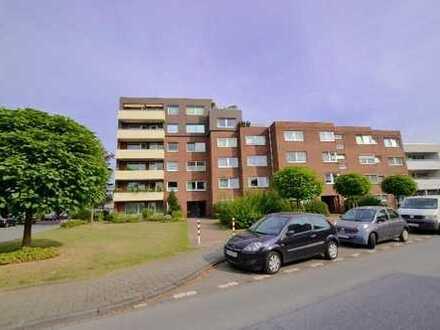 Duisburg-Süd: 3,5 Zi.-Wohnung mit Balkon, vermietet. Ideal zur Kapitalanlage, Rendite ca. 5,99 %