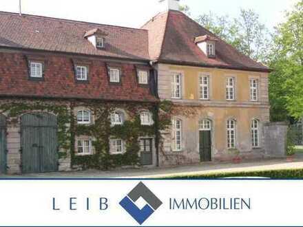 Wohnen in der Schlossanlage
