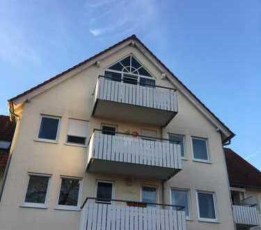 Gepflegte 2-Raum-Dachgeschosswohnung in Steinheim an der Murr