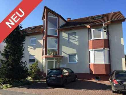Leerstehende 3-Zimmer-Wohnung mit Balkon und Stellplatz in kleiner Wohneinheit