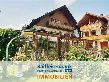 Landhotel + Appartementhaus + Poolhaus + Privathaus auf ca. 16.000 m²!
