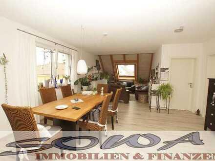 Traumhafte 4 Zimmerwohnung mit Balkon, hochwertiger Einbauküche und Badmöbel - Sinning - Oberhaus...
