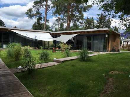 Architektenhaus plus Tinyhaus im Grünen, 105 m²+ 25 m², 3+1 Zimmer