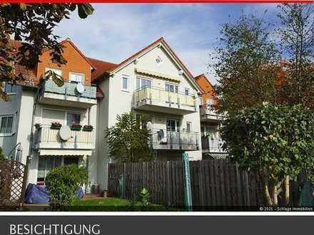 ***Werben im Spreewald*** Hübsche Erdgeschosswohnung mit Terrasse und Garten!