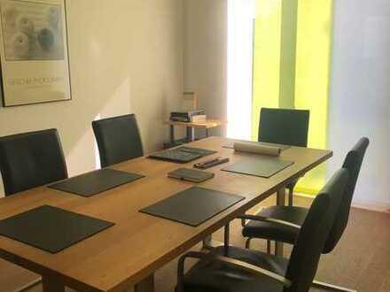 vollständig eingerichtetes Büro in Porz-Ensen zu vermieten