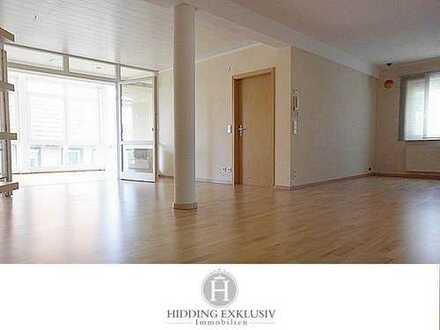 *Zum Eigennutz oder Kapitalanlage!* große 4,5-Zimmer-Wohnung mit Wintergarten und TG-Platz