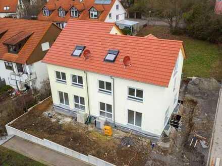 Familienfreundliche Doppelhaushälften in Vaihingen/Enz
