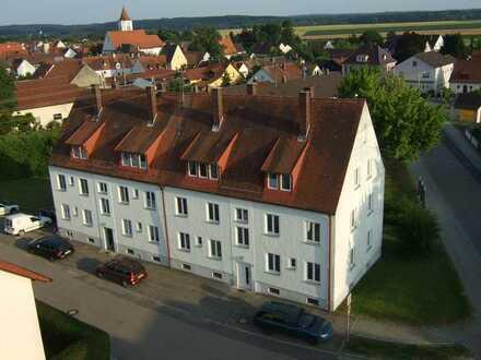 Helle, freundliche 1-Zi.-Wohnung zentral in Rennertshofen gelegen