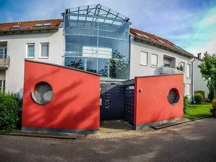 Kapitalanlage: 2-Zimmer-Wohnung mit Balkon, Küche & Tiefgaragenstellplatz in Sindelfingen-Darmsheim