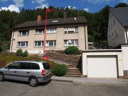 **REDUZIERT**Eigentumswohnung mit Einliegerwohnung und Garage in guter Wohnlage von Werdohl.