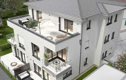 Neubau! Exklusive Wohnung mit schönem Balkon und Top Ausstattung Ihrer Wahl!