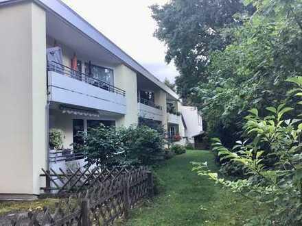 Charmante 3-Zimmer-Wohnung mit großem Balkon