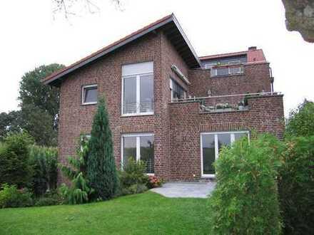Wohnung über 2 Etagen mit Garten am Naturschutzgebiet