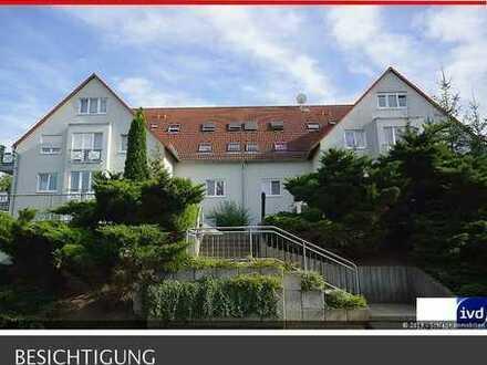 ***DRESDEN-OMSEWITZ*** Bezugsfreie gemütliche 3-Zimmer-Wohnung mit Balkon unterm Dach!
