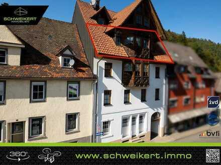 Wohnung im Dachgeschoss 1 - Greifen Sie nach den Sternen in Triberg