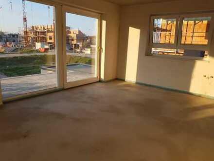 Erstbezug mit Balkon: attraktive 4-Zimmer-Wohnung in Wiesental