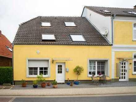 **RESERVIERT** Kleine Doppelhaushälfte auf dem Brink in Raesfeld