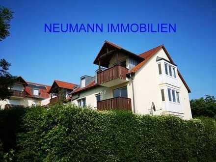 NEUMANN - Schöne & gepflegte 3ZKB im 1. OG in ruhiger Lage - Ingolstadt Süd