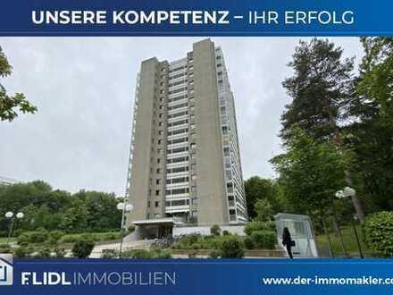 1 Zi - Eigentumswohnung in Bogenhausen mit traumhafter Aussicht