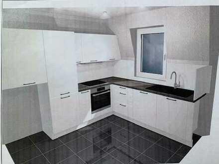 Exkl. 3-Zimmer-Wohnung mit EBK in Fürth- Erstbezug nach Kernsanierung