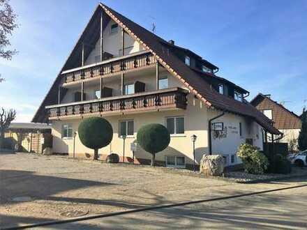 Gästehaus Hotel Garni nahe der Schweizer Grenze im Markgräflerland