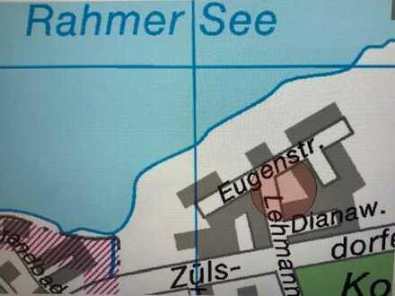 Großzügiges Grundstück für Ihr Traumhaus Nähe Rahmer See