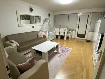 Günstige, modernisierte 3-Zimmer-Wohnung mit Balkon in Germering