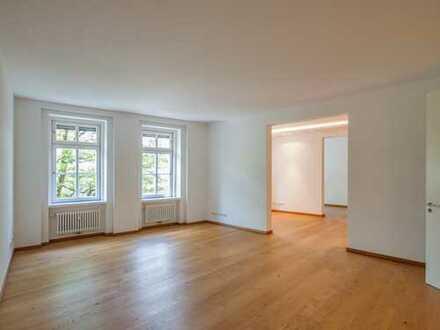 TOP Büro in REPRÄSENTATIVEM ALTBAU + 8 Räume + PARKETT +
