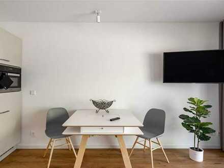 Möbliertes Apartment in Berlin-Dahlem