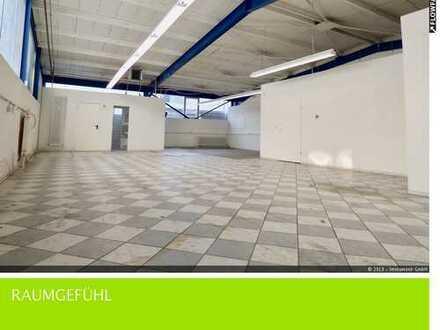Einfache Montagehalle mit Büro (Ettlingenwest)