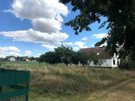 Im Herzen des Havellandes - Baufläche in Retzow -