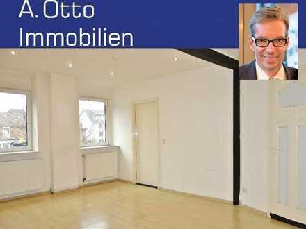 Krefeld - Oppum, Nähe Bahnhof, 2 Zimmer Wohnung in ruhigem Hofhaus, nur 2 Wohneinheiten