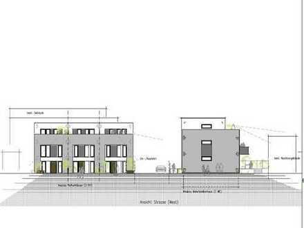Erstbezug: stilvolle 3-Zimmer-EG-Wohnung gehobener Standard in Darmstadt - Barrierefrei