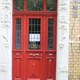 Vier Zimmerwohnung im denkmalgeschützten Haus im Kreuzviertel