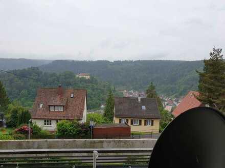 *** Neuenbürg - steile Südhanglage mit tollem Ausblick ***