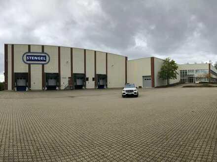 Ihr neuer Standort in Thüringen für Produktion & Logistik in Römhild