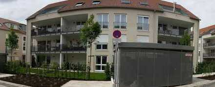 Helle Familienwohnung mit großem Balkon