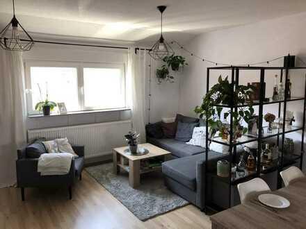 Schöne 3-Zimmer-Dachgeschosswohnung in Durlach