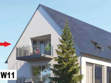 W11 / 2.OG, - hochwertige NEUBAUWOHNUNG - anspruchsvolles Wohnen in schöner Lage