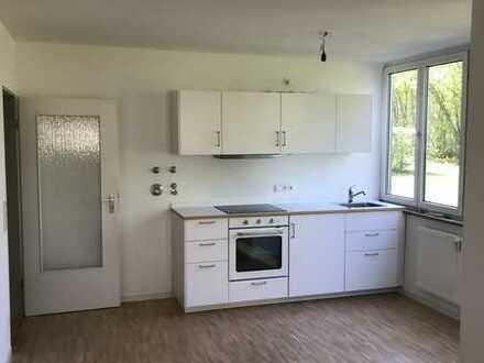 ruhige 2-Zimmerwohnung mit Garten am Hegenauer-Park