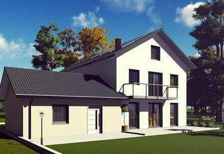Frei geplantes Einfamilienhaus auf Ihrem Grundstück   Schlüsselfertig   modernste Architektur