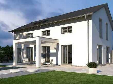Viel Raum unter einem Dach - Einfamilienhaus mit Grundstück