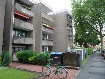 Schönes Appartement im 1. OG mit Balkon in Gelsenkirchen-Scholven ab sofort zu vermieten