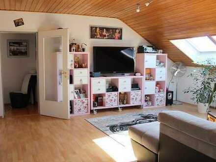 3-Zimmer-Dachgeschosswohnung in Langweid am Lech