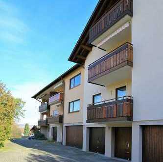 4-Zimmer-Wohnung mit 2 Balkonen, Garage und Stellplatz in Sersheim