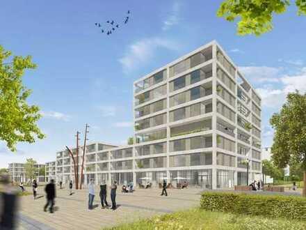 Neubau: 3-Zimmer mit Loggia in den Westen