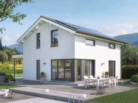 Bauen mit Bien-Zenker- Familienfreundliches Wohnen in Marienberg mit schönem Ausblick