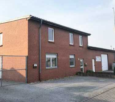 240 m² Gewerbehalle mit Büro im Dernekamp