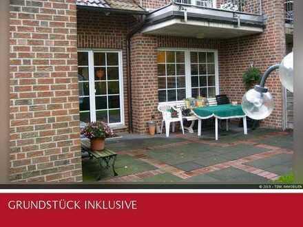 Gepflegte Doppelhaushälfte mit 2 Wohneinheiten inkl. Grundstück in Coesfeld