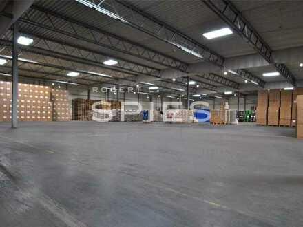 Ca. 7.000 m² Logistikfläche auf Rampe, ab sofort verfügbar